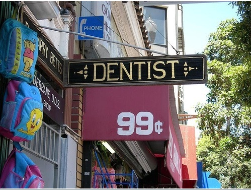 dentista barateiro
