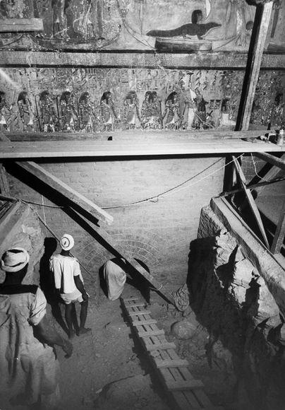 makam+Makam+Pharaoh+Seti+I++3 Makam Pharaoh Seti I dan Terowongan Rahasia Didalamnya!