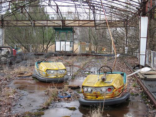 Prypiat di Ukraina, Kota Yang Ditinggalkan