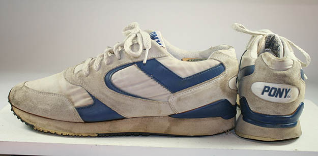 Vintage Sports & Running Shoes