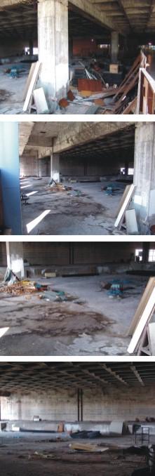 Fotos do (péssimo) local para onde a governadora Yeda Crusius pretendia levar a TVE e a FM Cultura