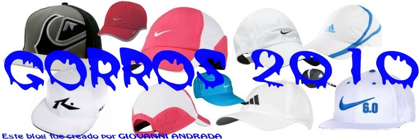 Gorros 2010
