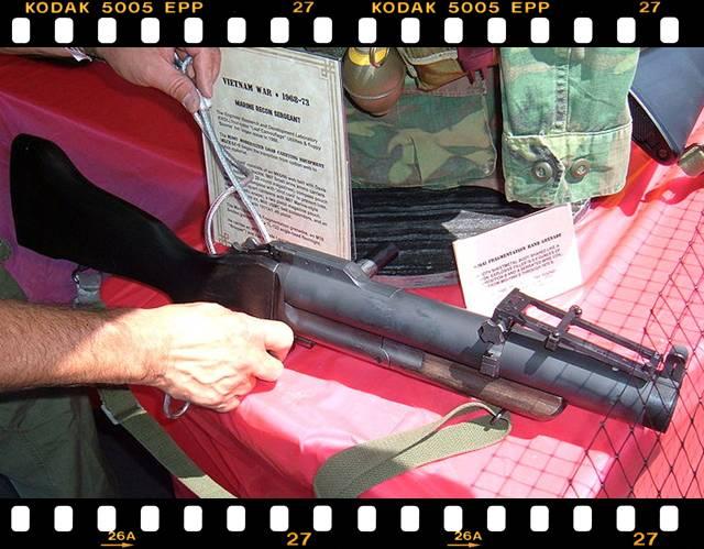 มารู้จัก ปืน m79 ตอนที่ 2