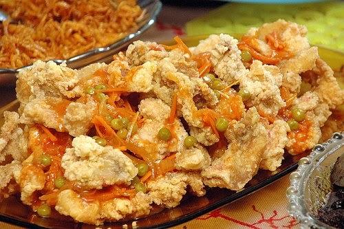 Resep Masakan Nusantara: Ikan goreng tepung