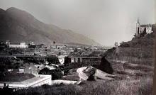 El valle de Caracas a principios del siglo XX