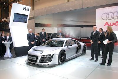 sports cars audi r8 en el essen motor show 2008. Black Bedroom Furniture Sets. Home Design Ideas
