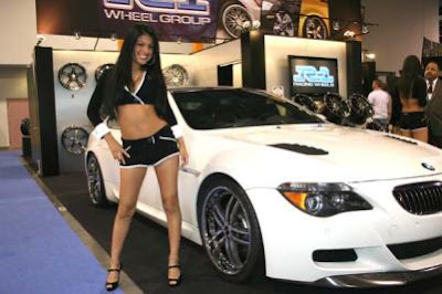 Chicas Tuning Bellas De Las Vegas Autos Terra Auto Design Tech
