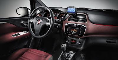 Nuevo Fiat Punto Evo: Fotos oficiales