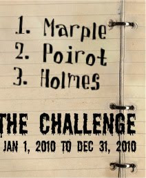 The Marple Poirot Holmes Challenge.