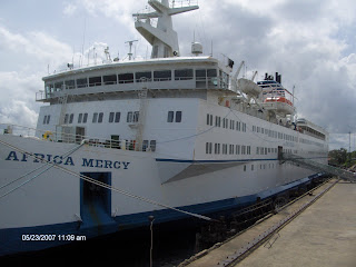 africa mercy ship
