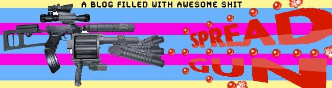 SPREAD GUN