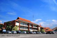 Gedung Rektorat IT Telkom