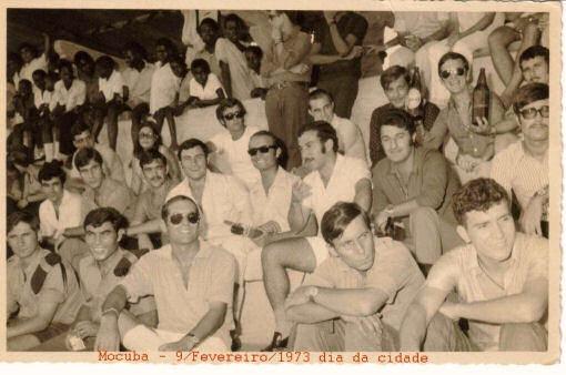 BATALHÃO DE CAÇADORES 3843: CHEGADA A MOCUBA