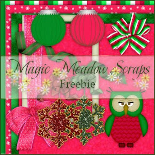 http://magicmeadowscraps.blogspot.com/2009/12/daily-freebie-xmas-collections-21.html