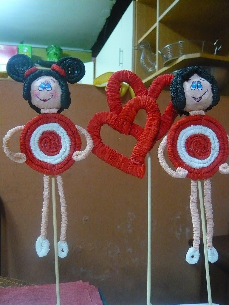 Yourself ♥: Muñequitos para Fiestas Patrias *