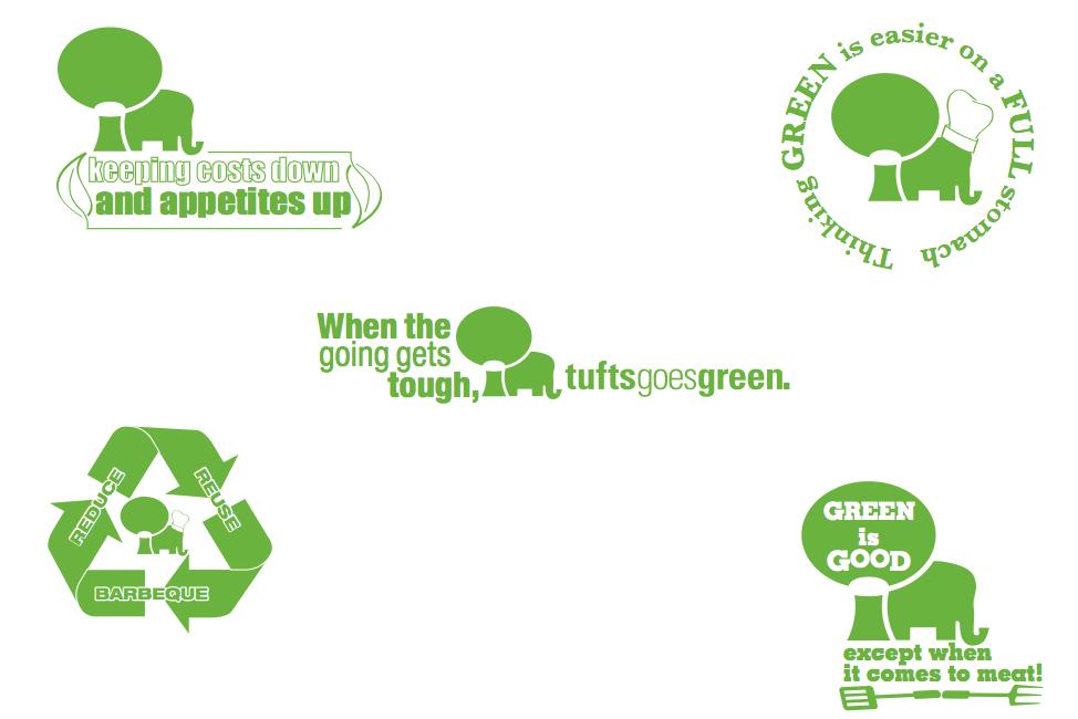 Company Logo with Green Desktop Background (974 x 650 )