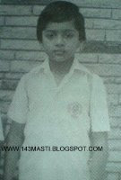 Jyothika Childhood Photos