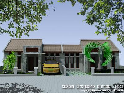 desain eksterior rumah kecil welcome to