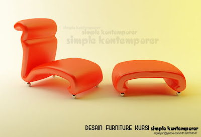 desain-Furniture-Kursi-cantik-simple-Kontemporer
