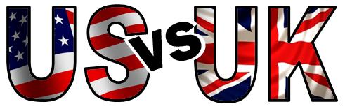USvUK button - USA vs UK