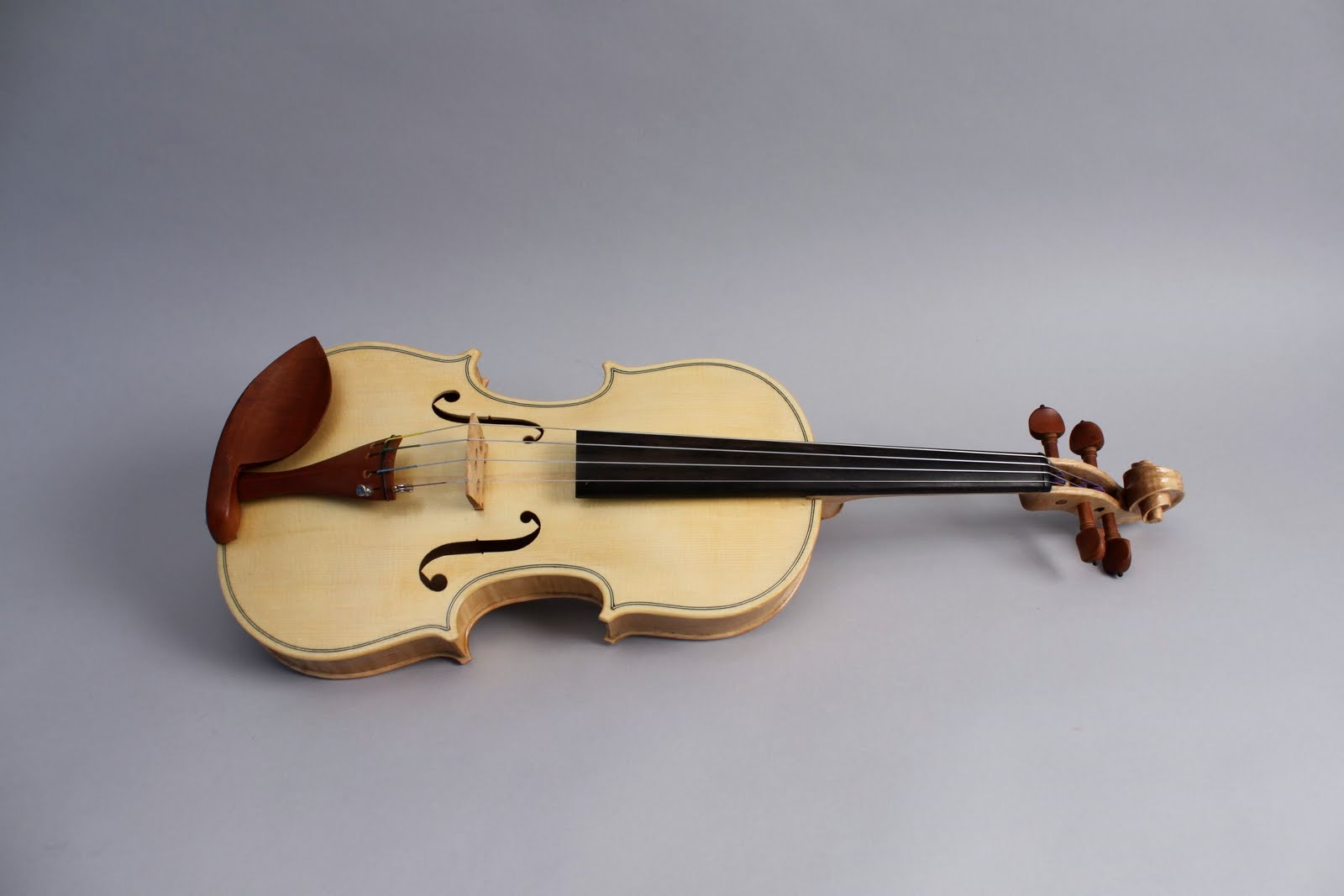 violin maker - devenir luthier