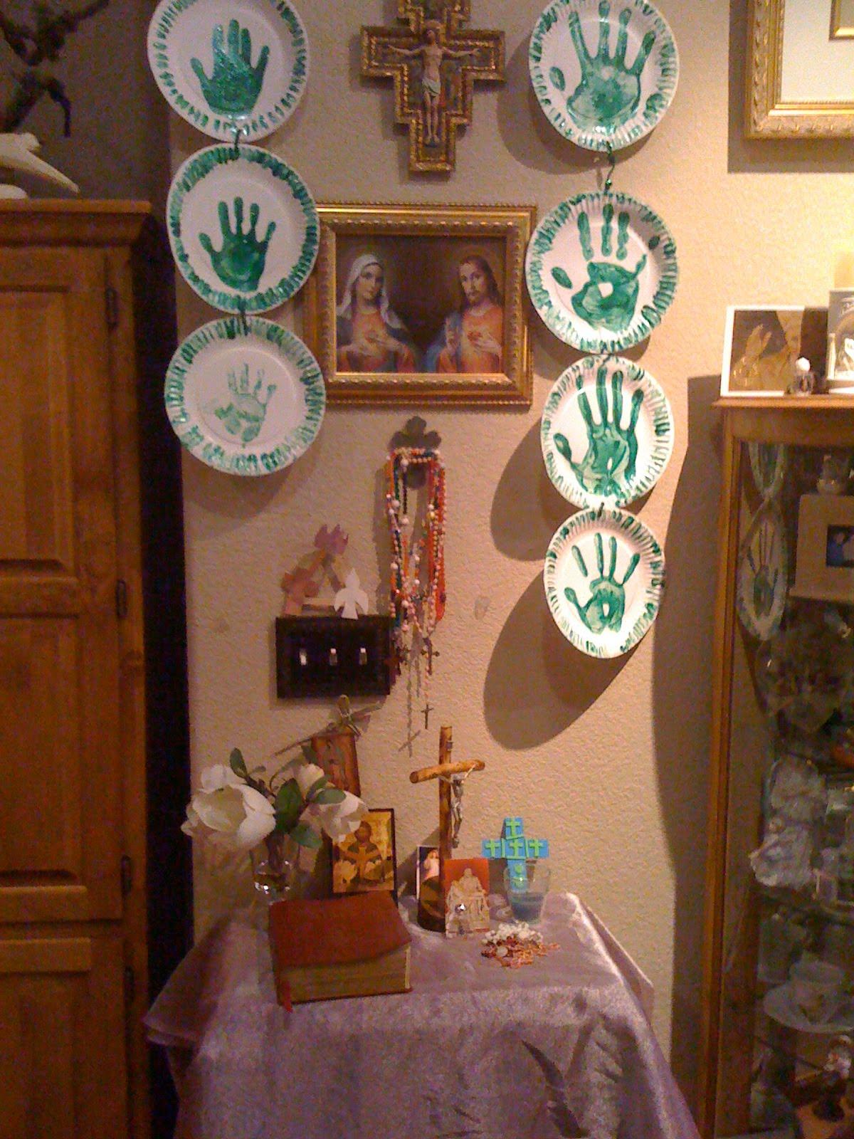 Catholic Home Altar Designs