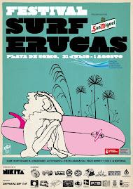 CARTEL FESTIVAL SURFERUCAS 2010