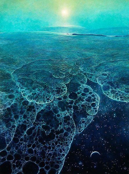 beksiński morze