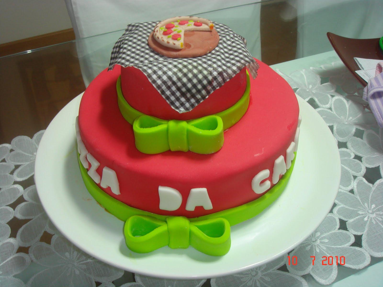 Pin karina kruschewsky cake design bolo pizza cake picture to