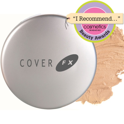 Their Cover FX Cream Foundation (pictured below) is the heavy-hitting tattoo