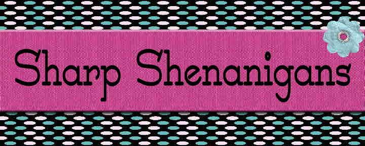 Sharp Shenanigans