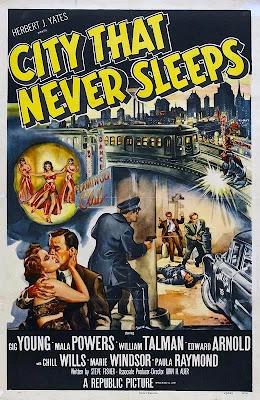 City That Never Sleeps movie