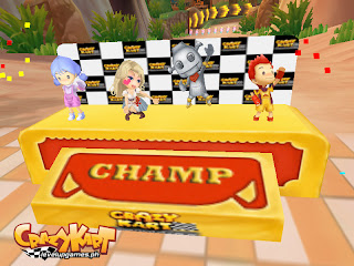 Level Up! Crazy Kart Philippines