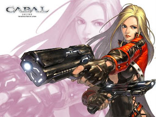 e-Games Cabal Online Philippines Force Archer