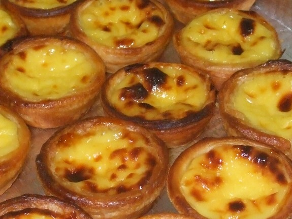 receitas da cozinha internacional pastel de bel m pastel de natas. Black Bedroom Furniture Sets. Home Design Ideas
