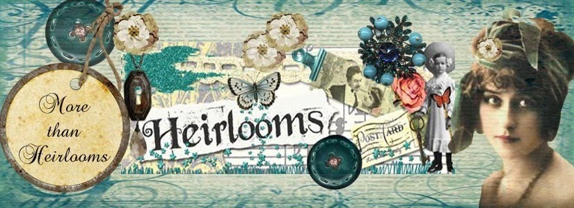 Heirlooms Test Blog