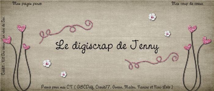 Le digiscrap de Jenny