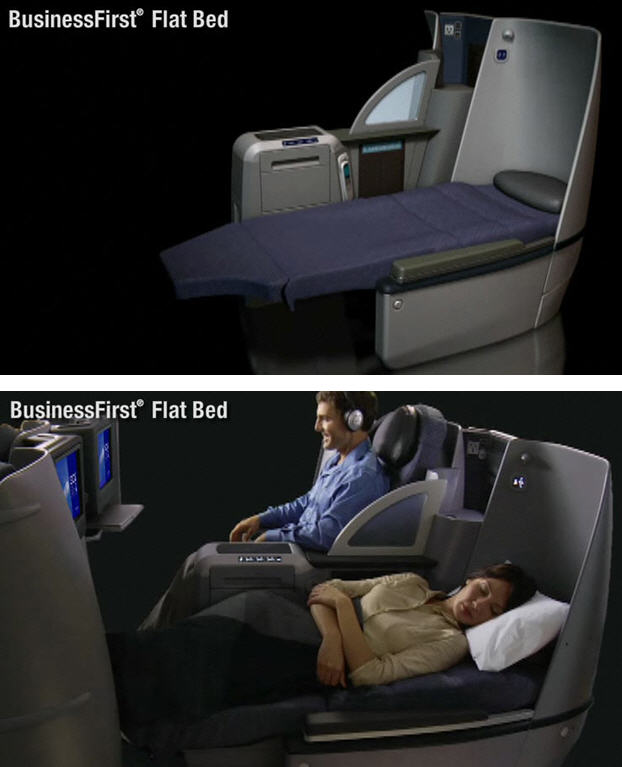 best business class airline seats