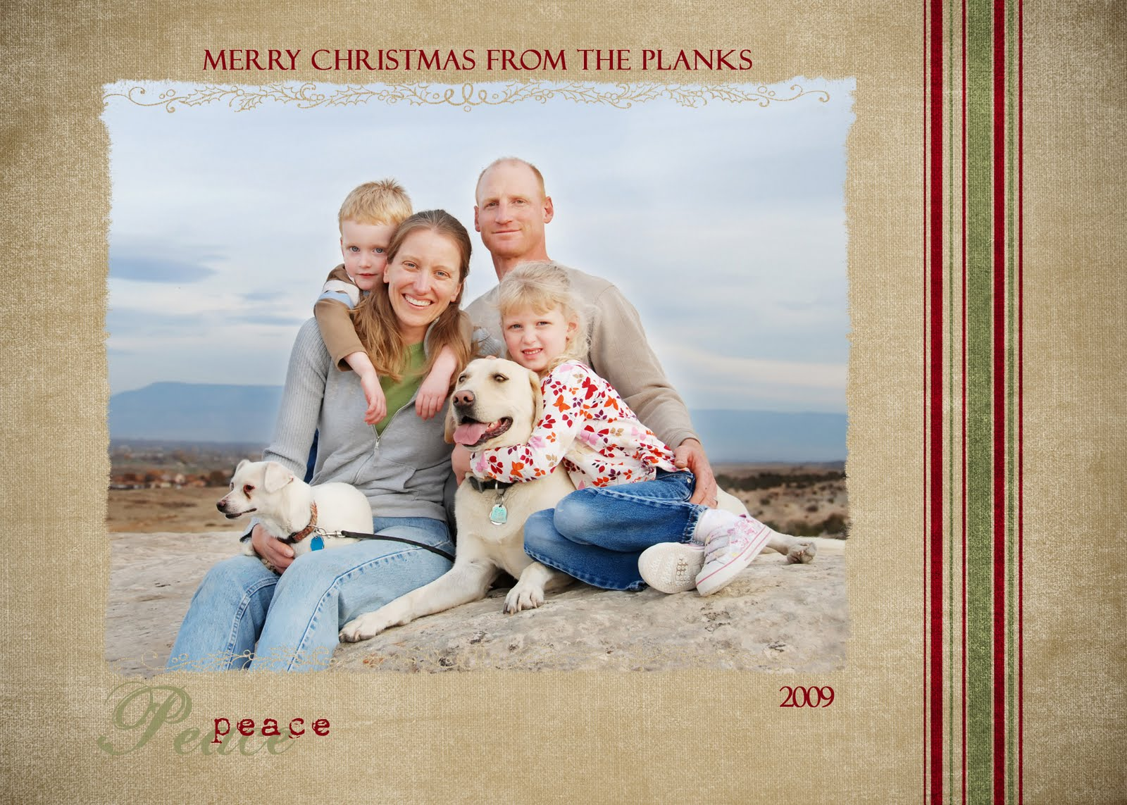 Christmas Card Examples | Holliday Decorations