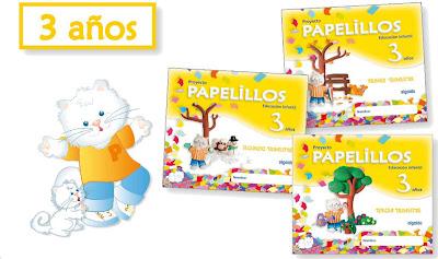 Papelillos Algaida Gracia Iglesias cuentos Educación Infantil Papelote 3 años