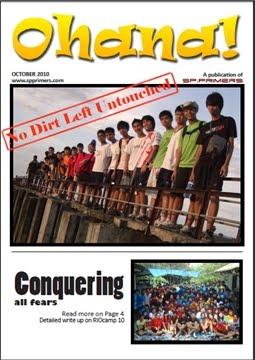 Ohana! October 2010 ISSUE17