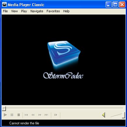 Storm Codec 7.07.16