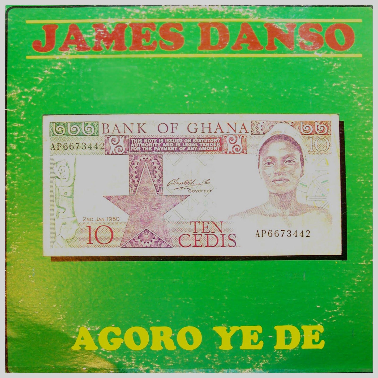 James Danso - Agoro Ye De