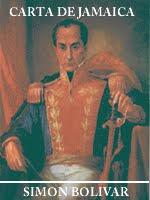 """Carta de Jamaica"", de Simón Bolívar"