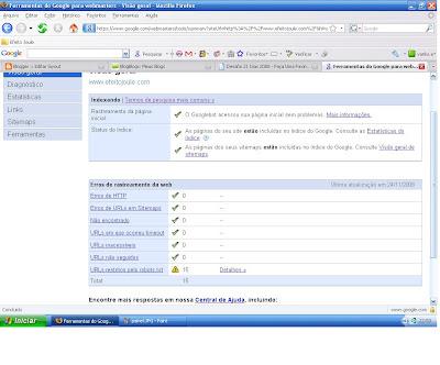 ferramentas para webmasters