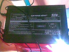 ELEKTRONIK GENSET TANPA   BBM/SUARA,500W,220V