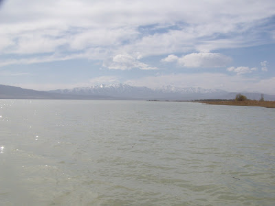 Fish Lake Utah on Creek Being Windy That Utah Lake Would Be Also We Launched And Headed