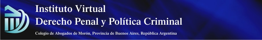 Instituto Virtual Derecho Penal y Política Criminal