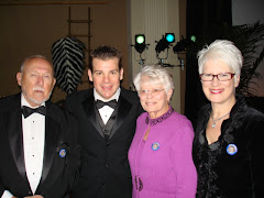 Clearwater Fanucci Tom and Margaret at Amazona's Gala