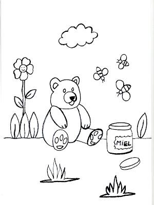 phabuckfuncstil: osos para colorear